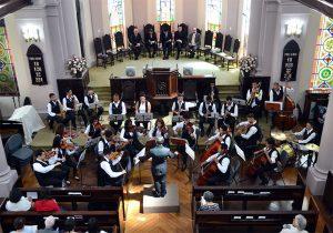 Igreja Presbiteriana Unida realiza culto com presença do Criar&Tocar