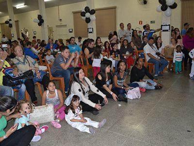CEI Belém organiza Festa da Família