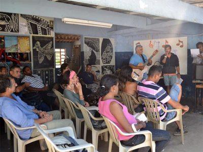 Casa Porto Seguro comemora a Páscoa em comunhão