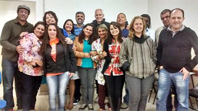 AEB participa de reunião com a RENAS