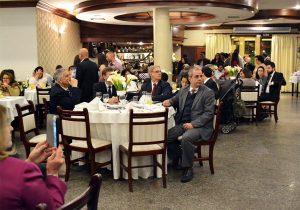 AEB celebra 88 anos em seu tradicional Jantar Comemorativo