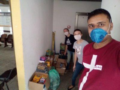 Doações e o apoio da sociedade civil que contribuem para o enfrentar o coronavírus