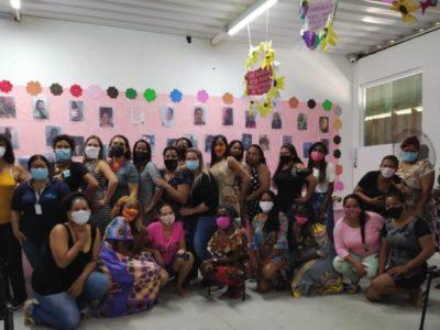 CTA Canindé realiza comemoração ao dia internacional da Mulher