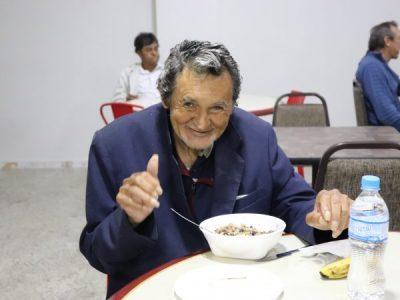 A AEB em parceria com a Prefeitura de São Paulo inaugura um inovador projeto de acolhida para idosos em situação de rua na cidade