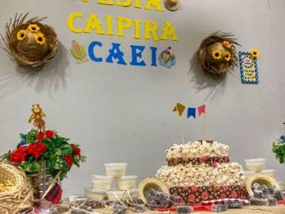 Festa Caipira promove diversão e celebração no Hotel América Sul